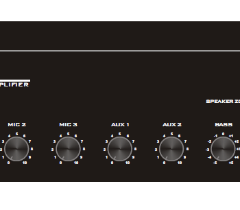 Amplificateur MA1205B