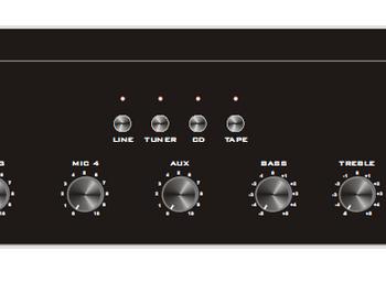 Amplificateur MA120H