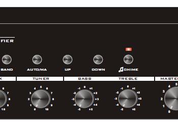 Amplificateur MA120TU