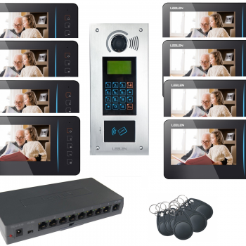 kit ip 8 appartements